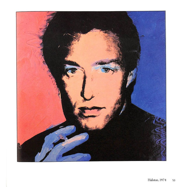Andy Warhol: Portraits of the 70's Book For Sale - Image 4 of 6