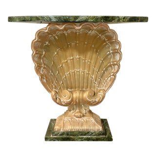 Shell Console Table Att. Grosfeld House