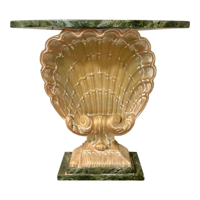 Image of Shell Console Table Att. Grosfeld House