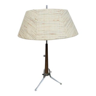 Mid Century Modern Gerald Thurston for Lightolier Table Lamp