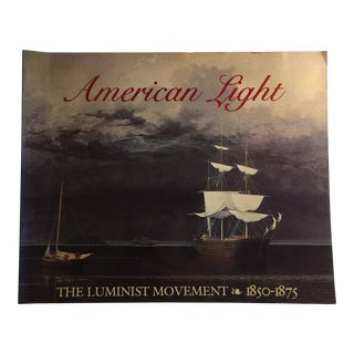 1980 American Light Luminism Book For Sale