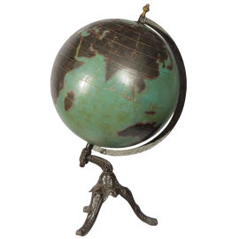 Globes For Sale >> Vintage Used Globes For Sale Chairish