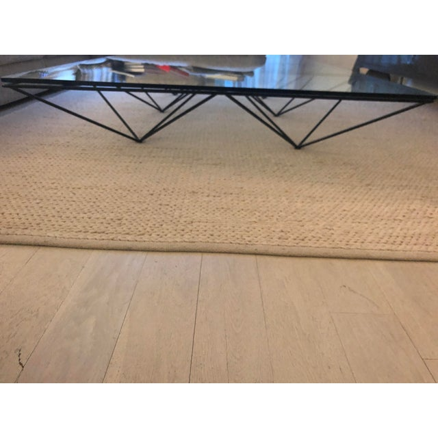 Paolo Piva Alanda Rectangular Coffee Table for B&b Italia For Sale In New York - Image 6 of 11