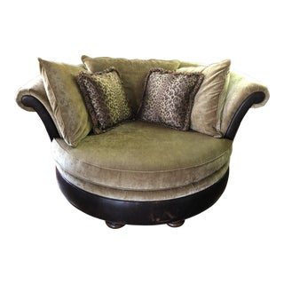 Massoud Round Couch For Sale