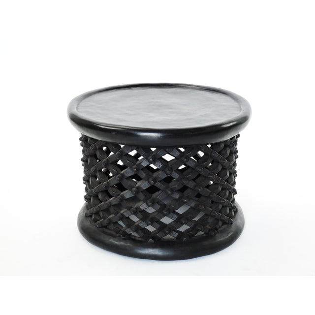 Classic Bami Spider Tables Hand Carved From Solid African Hardwood Camaroon Inspired By The