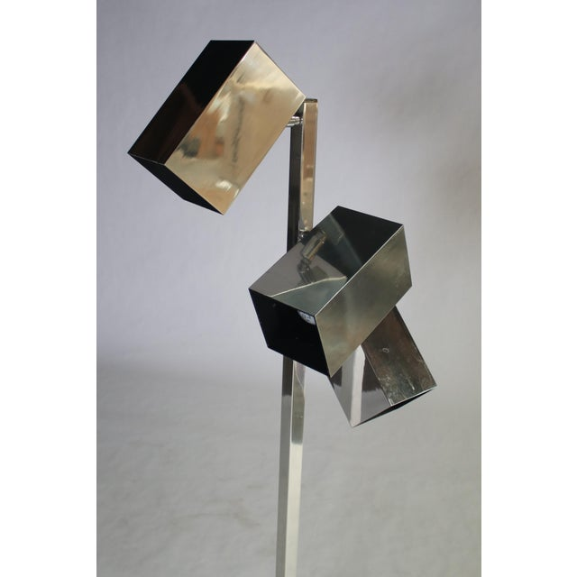 1970s Koch & Lowy Floor Lamp For Sale - Image 5 of 10