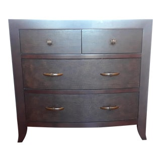 Bernhardt Vintage Bachelor Chest With 4 Drawers For Sale