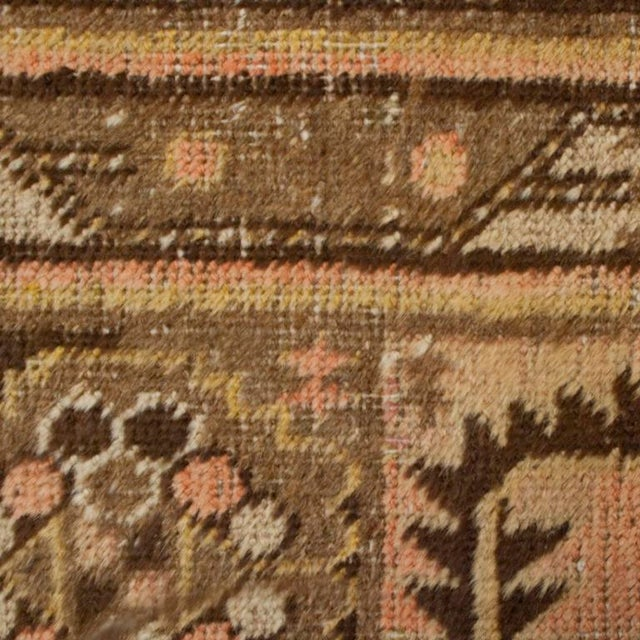 """Asian 19th Century Central Asian Khotan Carpet - 5'3"""" x 10' For Sale - Image 3 of 5"""