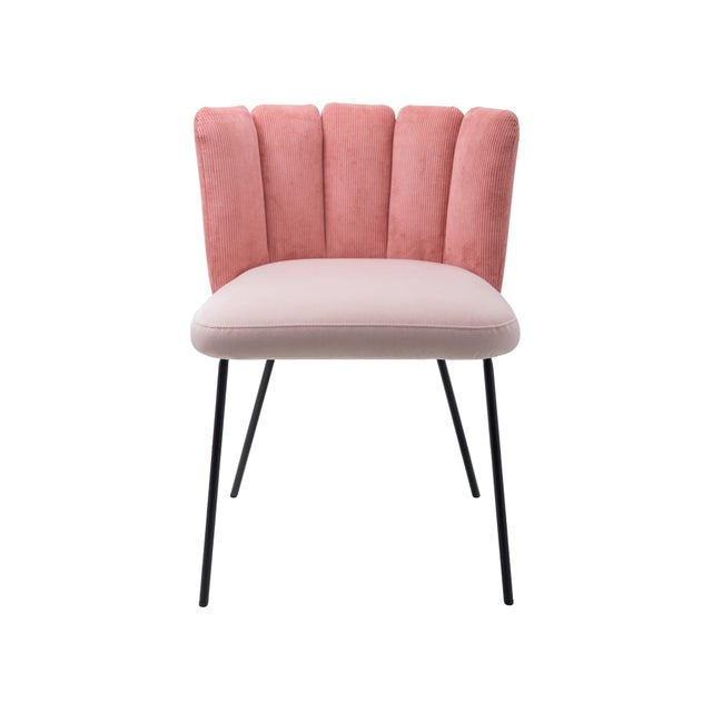 Pink Gaia Chair by Monica Armani, Italy For Sale In Los Angeles - Image 6 of 6