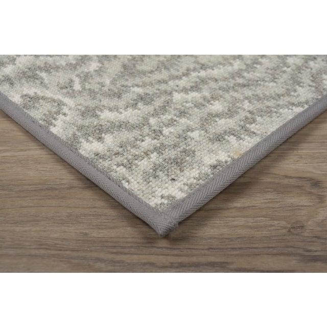 Contemporary Stark Studio Rugs, 100% Wool Vero - Zinc 12 X 15 For Sale - Image 3 of 4