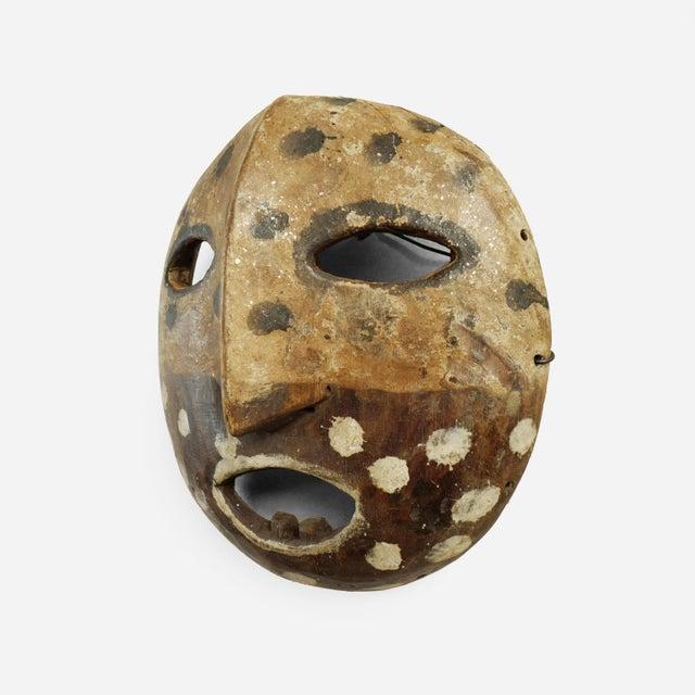 Wood Lega Mask For Sale - Image 7 of 7