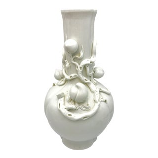 Bungalow 5 Large Blanc De Chine Vase