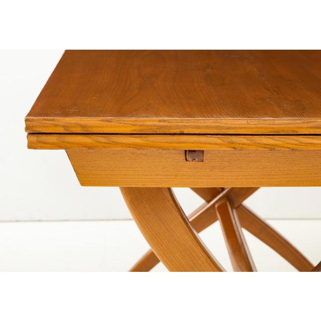 Guglielmo Pecorini Extension Dining Table For Sale - Image 9 of 13