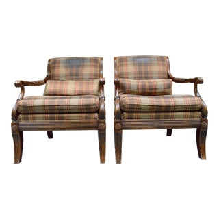 Ethan Allen Roma Chair - Set of 2 For Sale