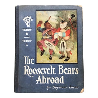 The Roosevelt Bears Abroad For Sale