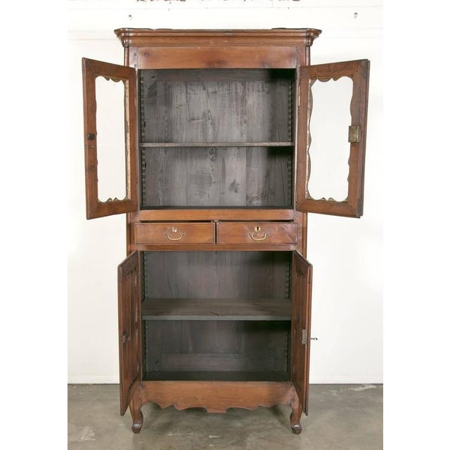 French 18th Century French Louis XV Period Garde Manger For Sale - Image 3 of 10