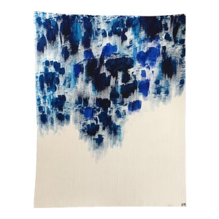 """One Blue"" Original Painting"