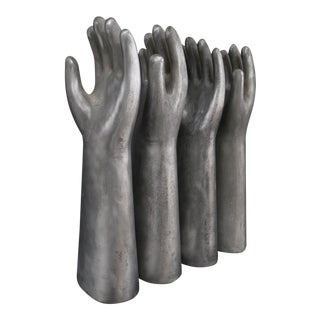 Hand Moulds in Aluminium Casting. For Sale