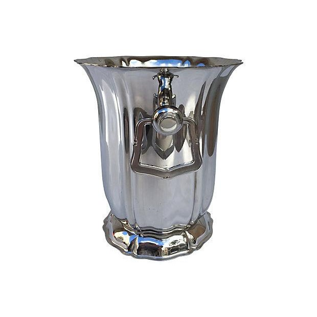French Silver-Plate Champagne Bucket - Image 3 of 5