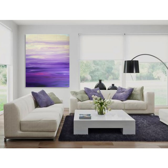 'Sweet Surrender' Original Abstract Painting - Image 5 of 8