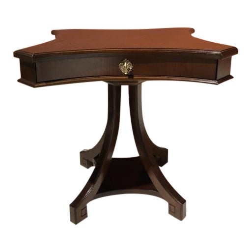 Century Furniture Hope Chairside Table For Sale