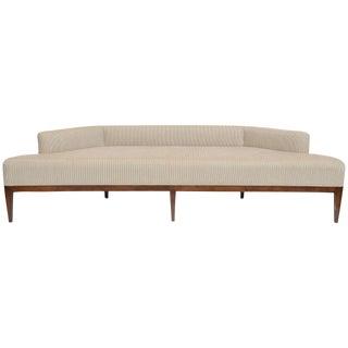 Exceptional Sleek Low Angular Sofa/Settee