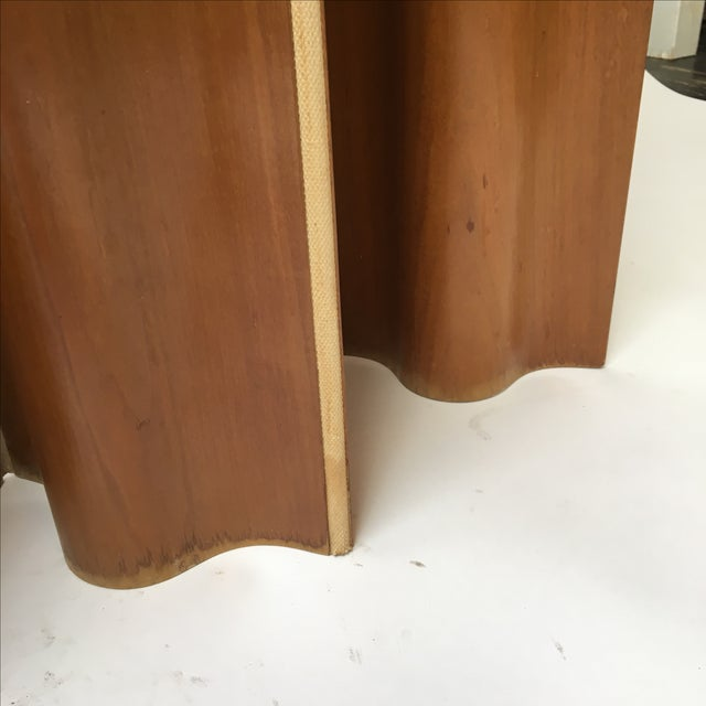 Eames Folding Plywood Screen - Image 8 of 11