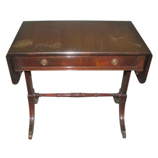 Duncan Phyfe Occasional Drop-Leaf Table For Sale