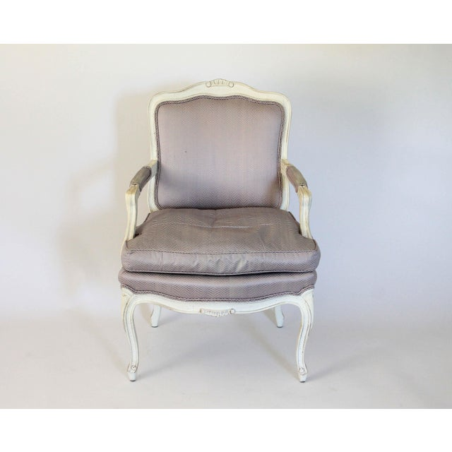 Henredon Bergere Accent Chair - Image 3 of 11