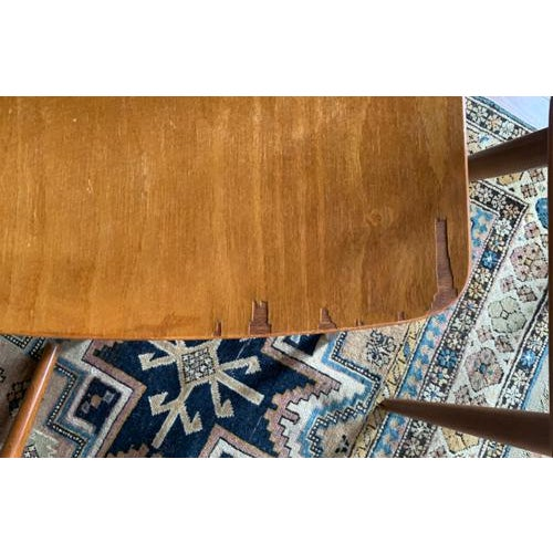Beige Folke Palsson for Fdb Mobler Mid Century Model J77 Chairs Circa 1970's For Sale - Image 8 of 11