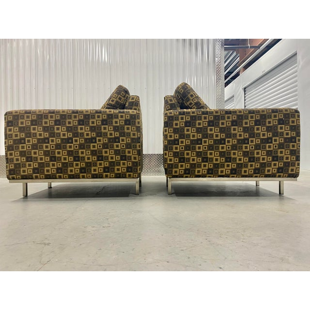 Mid-Century Modern Mid Century Modern Younger Furniture Inc. Lounge Chairs For Sale - Image 3 of 11