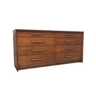 Mid Century Modern 8 Drawer Dresser by John Stuart