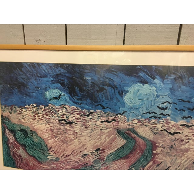 Oblong Abstract Framed Picture For Sale In Cincinnati - Image 6 of 7