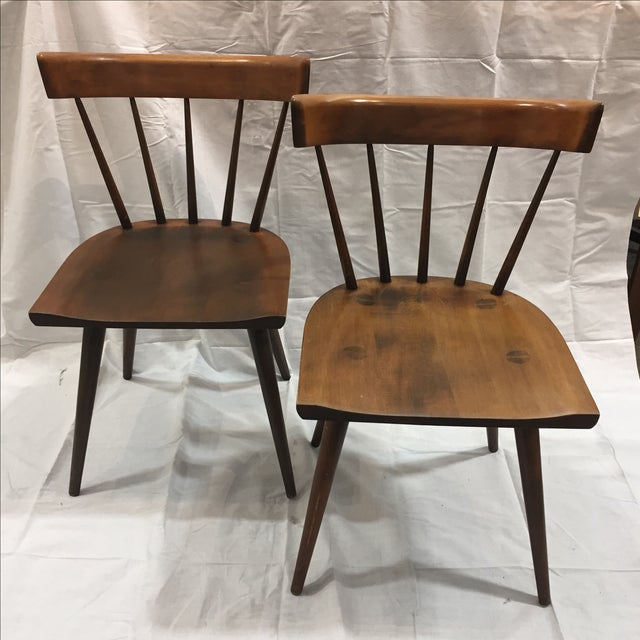 Paul McCobb Planner Group Chairs - A Pair - Image 2 of 11