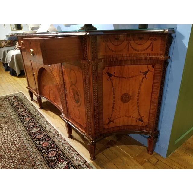 English David Michael English Style Sideboard From Winston Churchill Suite of Waldorf Astoria For Sale - Image 3 of 13