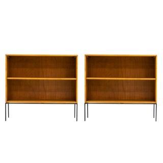 Mid-Century Modern Paul McCobb Bookcases - a Pair For Sale