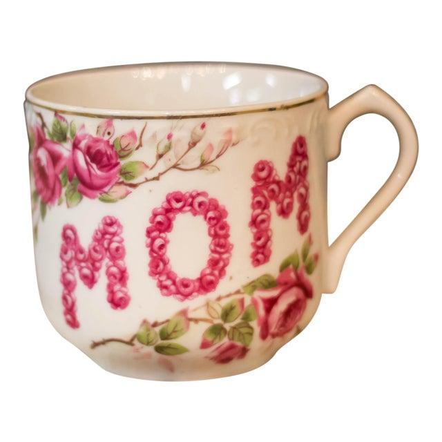 Vintage Lefton China Mom Coffee Tea Mug Chairish