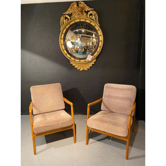 France and Daverkosen Teak Armchairs, Mid-Century Modern For Sale - Image 9 of 13