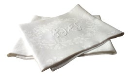 Image of Linen Dinner Napkins
