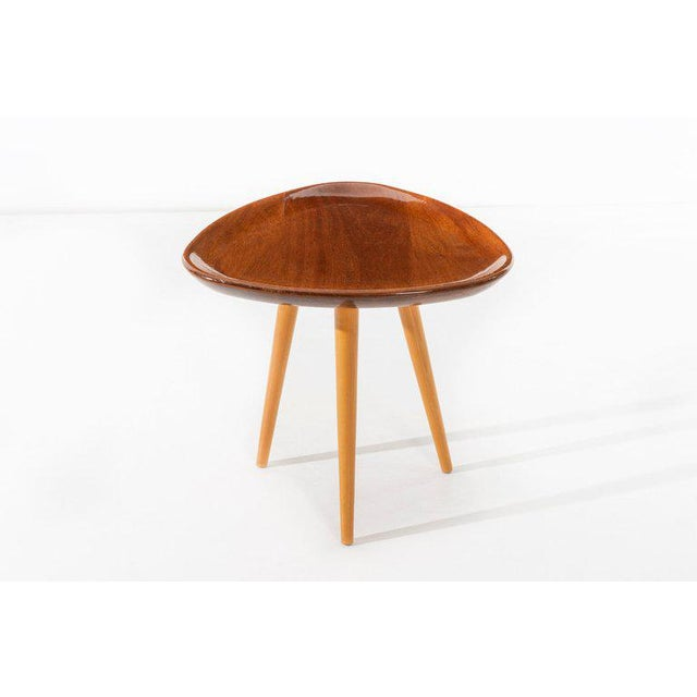 Robin Day Occasional Stool For Sale In New York - Image 6 of 6