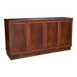 Jack Cartwright for Founders Honduran Rosewood Credenza