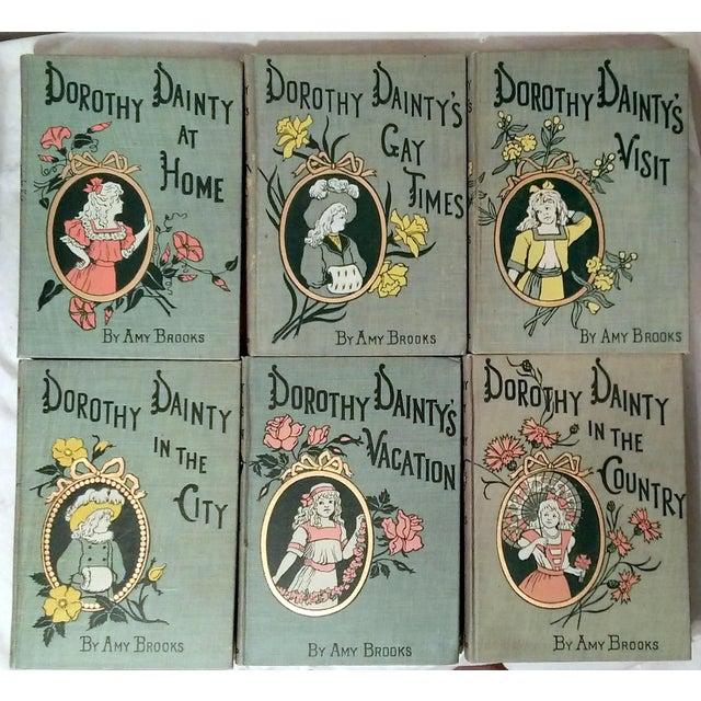 Antique Dorothy Dainty Books - Set of 13 - Image 6 of 11