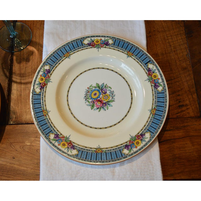 Vintage Minton Luncheon Plates - Set of 8 - Image 5 of 11
