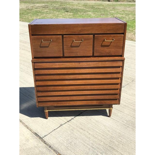 Boho Chic Merton Gershun for Martinsville Cabinet For Sale - Image 3 of 10