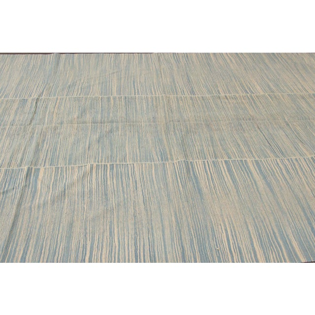 Contemporary 21st Century Contemporary Kilim Rug For Sale - Image 3 of 6