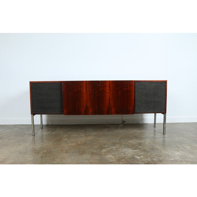 1970s Rosewood Record Cabinet - Image 4 of 11