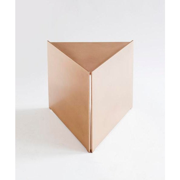 Egg Collective Samuel Side Table For Sale In New York - Image 6 of 6