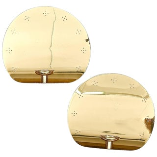 Pair of Wall Lights in the Style of Paavo Tynell For Sale