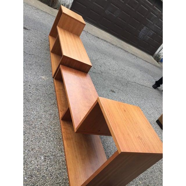 Room & Board Matrix Modular Shelving - A Pair - Image 4 of 10