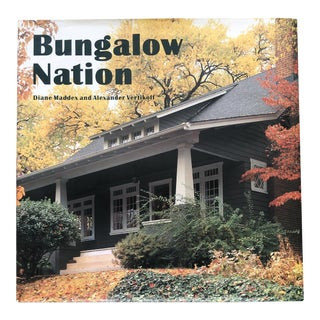 Bungalow Nation Hardcover Book For Sale